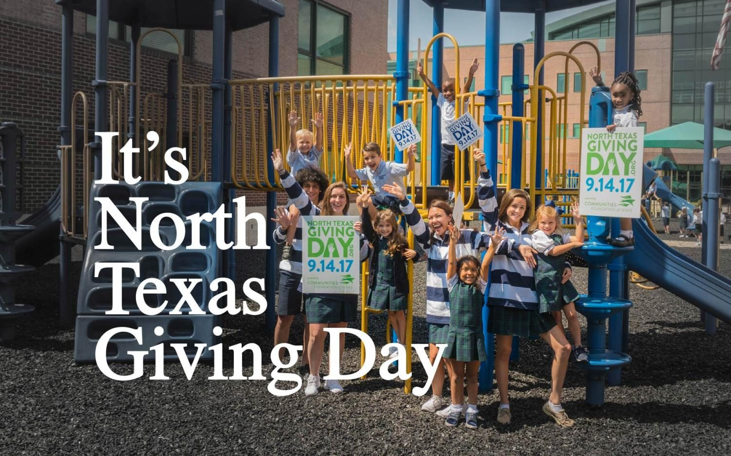 North+Texas+Giving+Day+benefits+students+of+all+ages.+The+School+hopes+to+beat+the+%24327%2C000+raised+last+year.