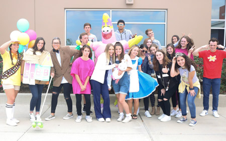 Media Monday brings out everyone from Sponge Bob to Jimmy Neutron to the cast of