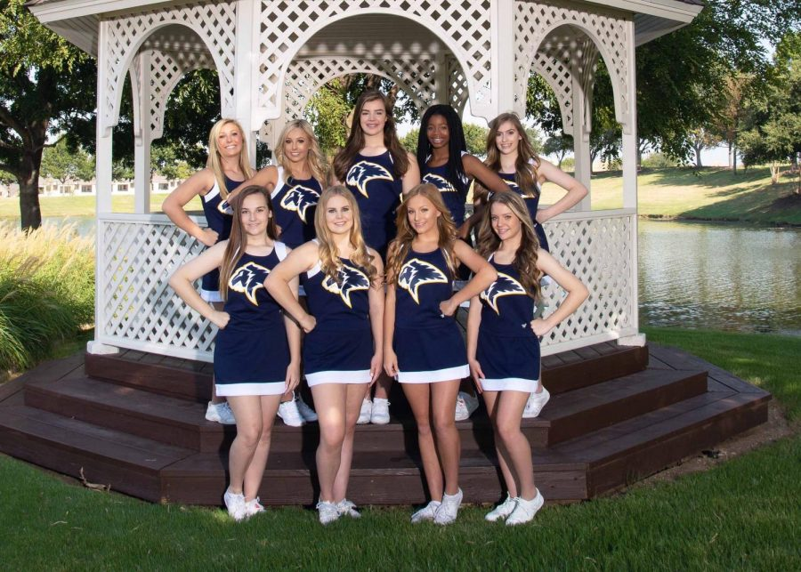 Junior Varsity Spirit Cheer Roster 2018 - 2019