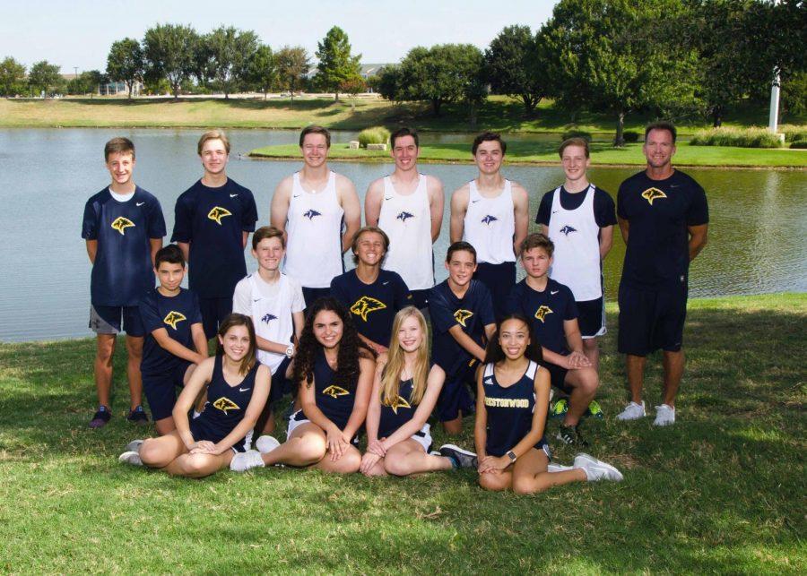 Varsity Cross Country 2018-2019