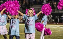 The Lions first home football game of the season also served as our Lower School night. A mini Pom performance by the Lower schoolers got the young and old fans excited about the game. The Prestonwood community was in full force supporting the football team.