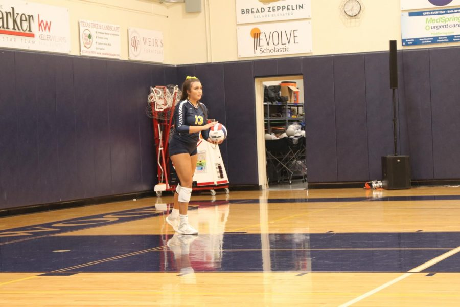 Meet the Player: Sophia Jerome Varsity Volleyball