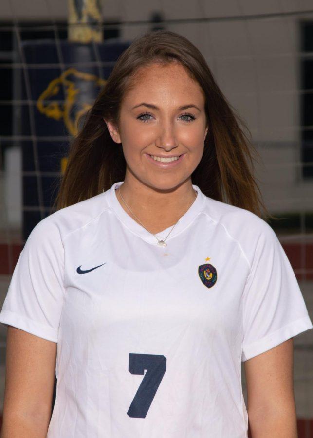 Meet the Player: Tatum Bryan, Girl's Varsity Soccer