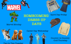 Enjoy one of the many festivities of Homecoming by starting with school spirit!