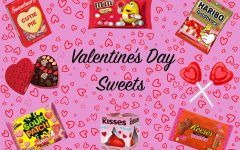 Enjoy Valentine's Day with some of the most popular sweets!