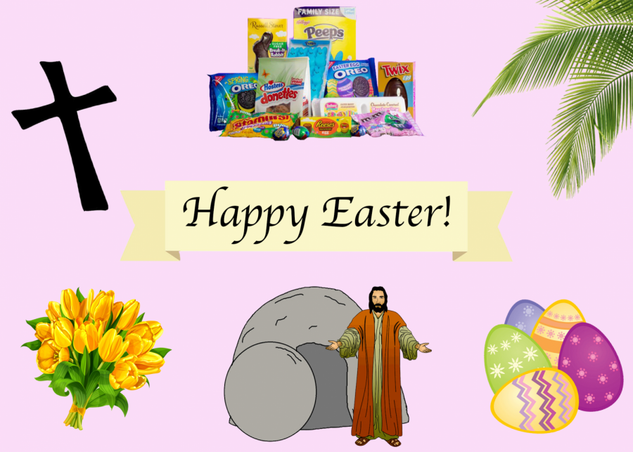 Easter Is Soon Approaching!