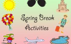 Plans For Spring Break